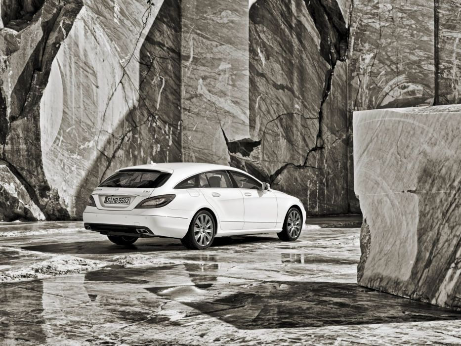 Mercedes-Benz 250 CDI Shooting Brake cars 2013 wallpaper
