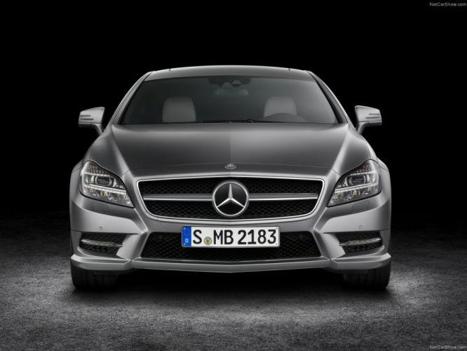 Mercedes-Benz CLS 500 Shooting Brake cars 2013 wallpaper