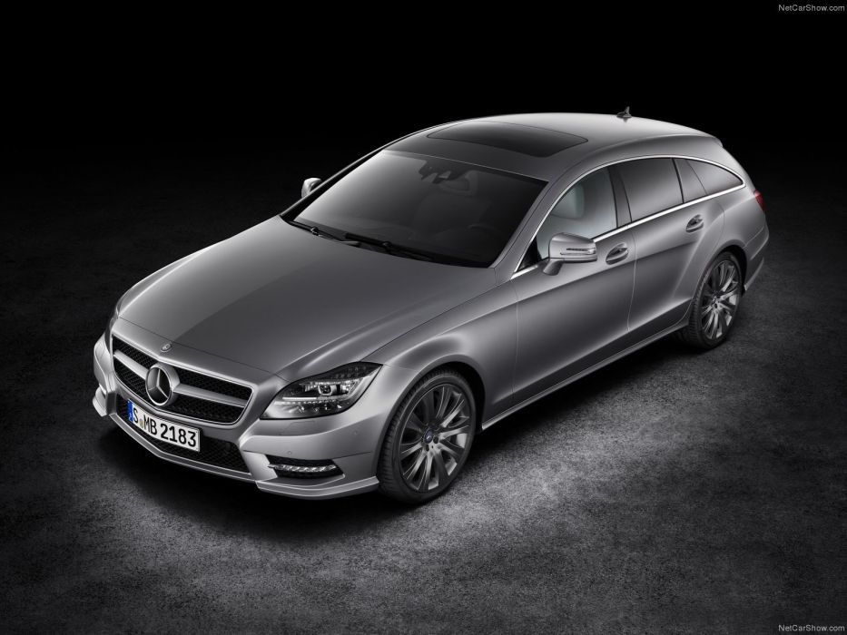 Mercedes-Benz CLS 500 Shooting Brake cars 2013 wallpaper