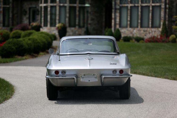 1966 Corvette Sting Ray L72 Convertible cars classic wallpaper