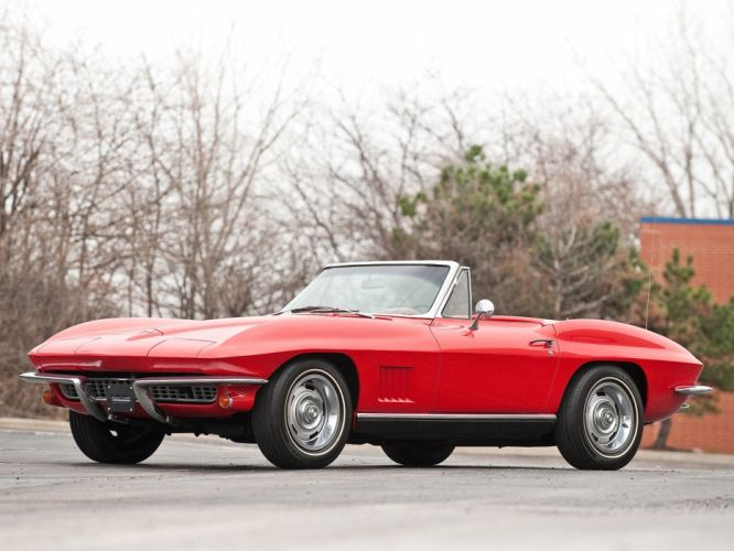 1967 Corvette Sting Ray L79 Convertible cars classic wallpaper