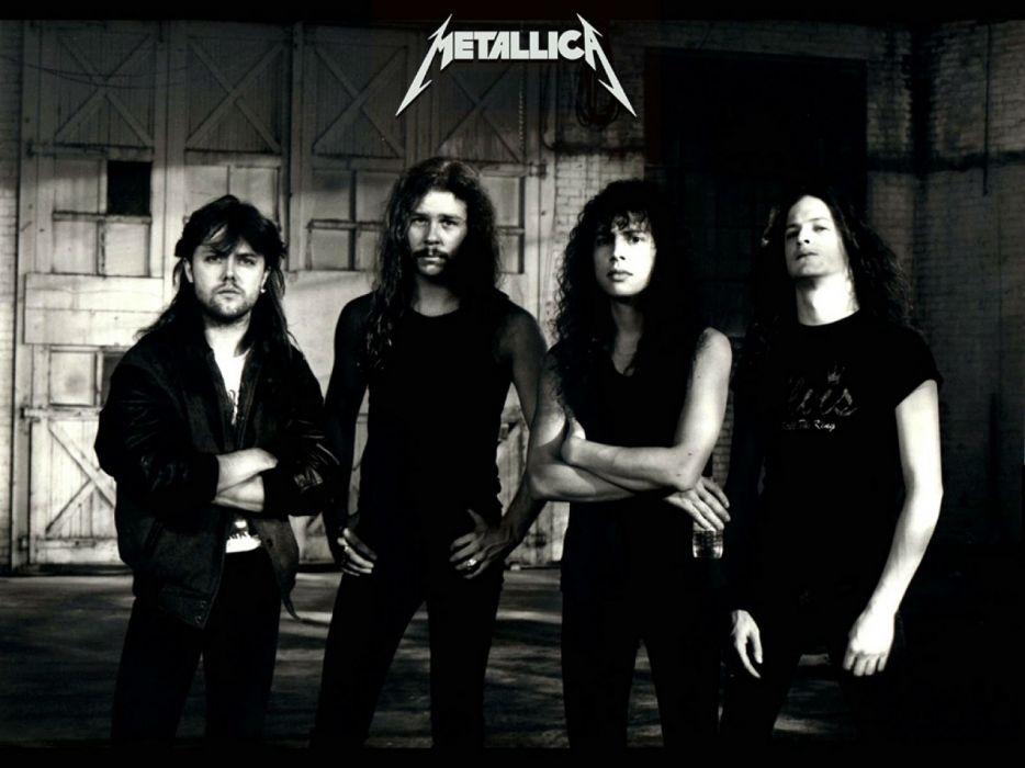 METALLICA thrash metal heavy rock poster wallpaper