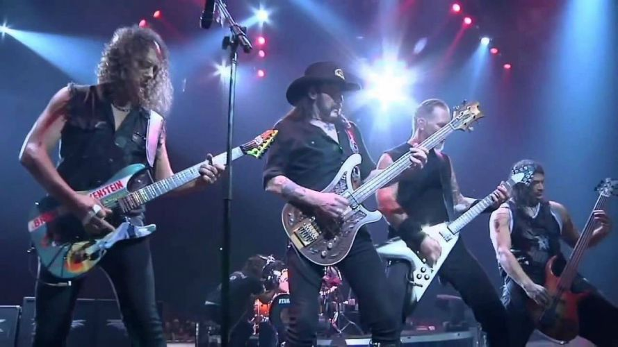 METALLICA thrash metal heavy rock concert guitar motorhead wallpaper