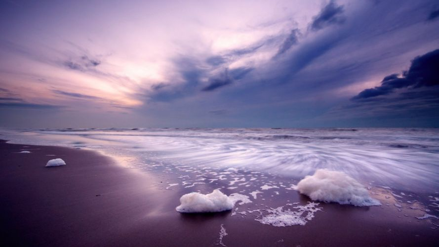 sea landscape sky beauty blue beach wallpaper