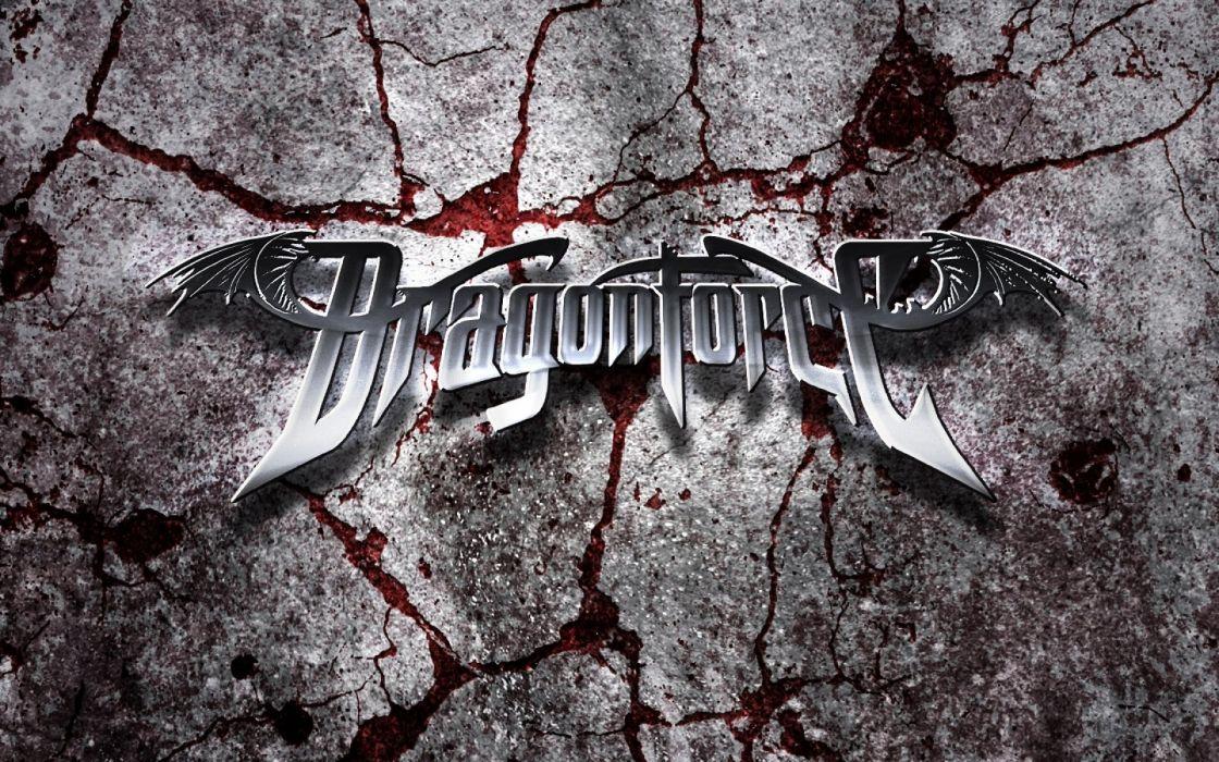 DRAGONFORCE speed power metal heavy progressive poster wallpaper