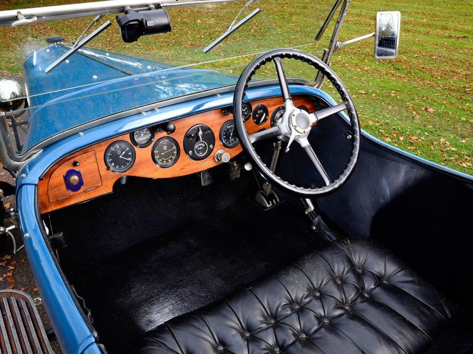 Sunbeam 3-Litre Super Sports Twin Cam Tourer cars 1925 wallpaper