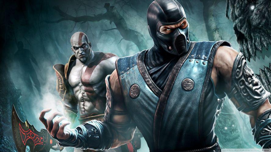video juegos luchas accion wallpaper
