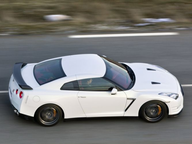 Nissan GT-R Egoist R35 cars coupe 2011 wallpaper