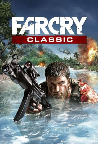 FAR CRY action fighting shooter farcry 1farcry sandbox adventure sci-fi fantasy warrior artwork poster wallpaper