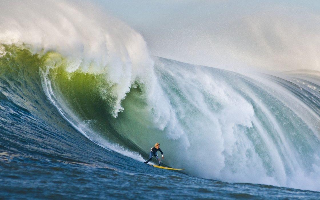 surf riesgo olas mar wallpaper