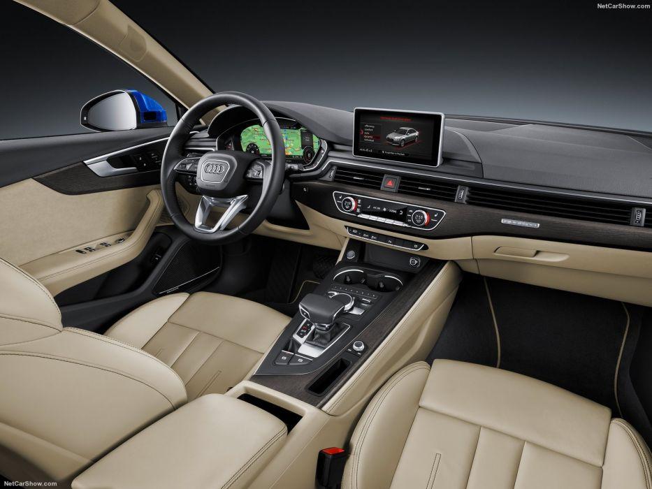 2016 AUDI-A4 sedan cars wallpaper