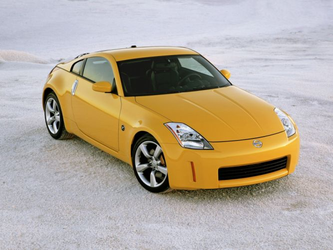 Nissan 3 50Z 35th Anniversary 2005 coupe cars wallpaper