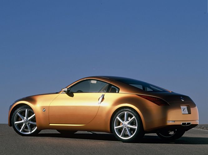 2001 350Z Concept Nissan wallpaper