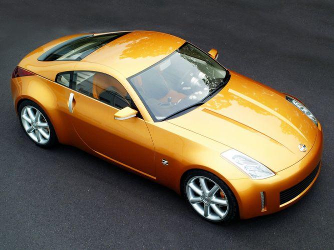 2001 350Z Concept Nissan wallpaper