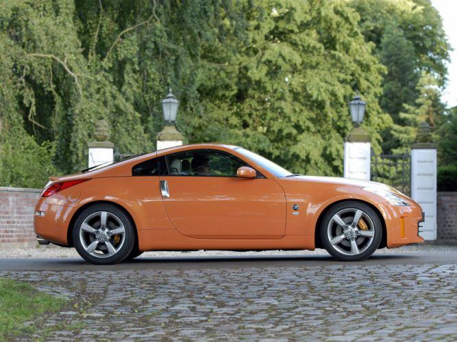 2007 350Z cars coupe Nissan wallpaper