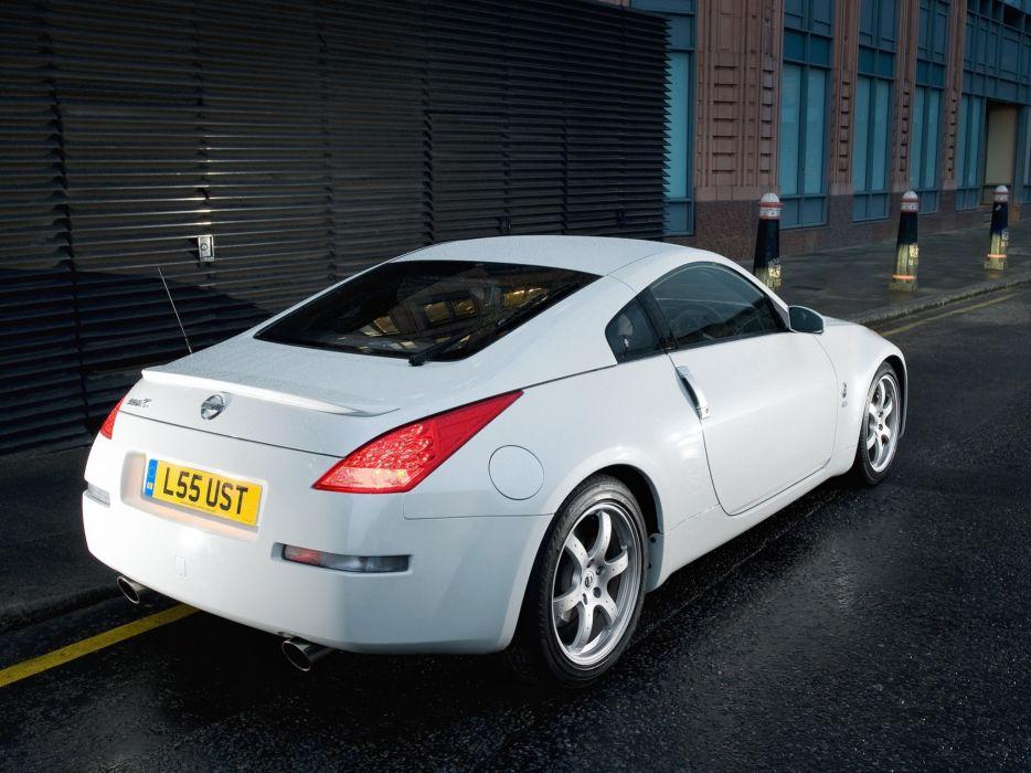 2007 350Z cars coupe Nissan UK-spec wallpaper