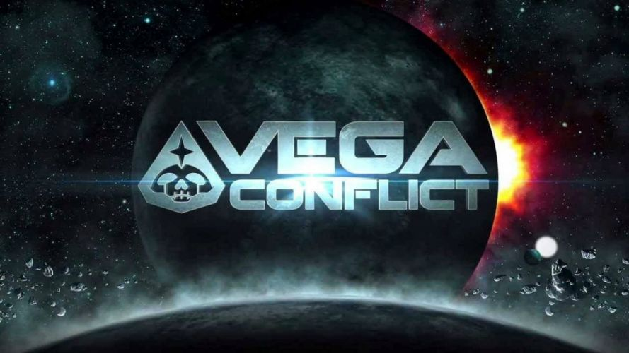 VEGA Conflict sci-fi action fighting futuristic space spaceship mmo online rpg 1vegac poster wallpaper