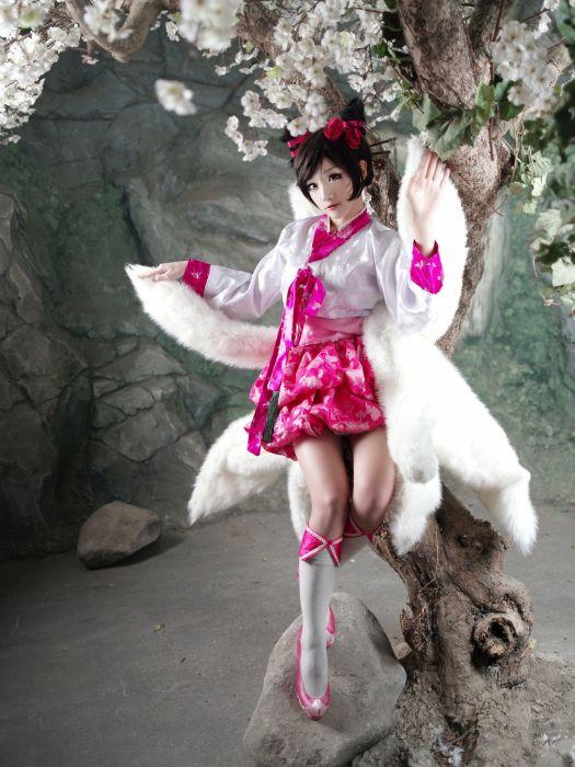 women model woman female girl girls cosplay fetish sexy babe fantasy oriental asian wallpaper