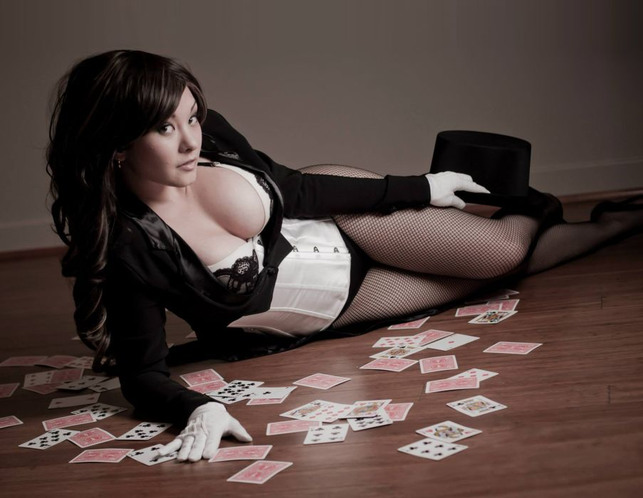 women model woman female girl girls cosplay fetish sexy babe fantasy wallpaper