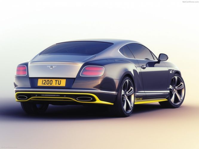 Bentley Continental-GT Speed Breitling Jet Team Series coupe cars 2016 wallpaper