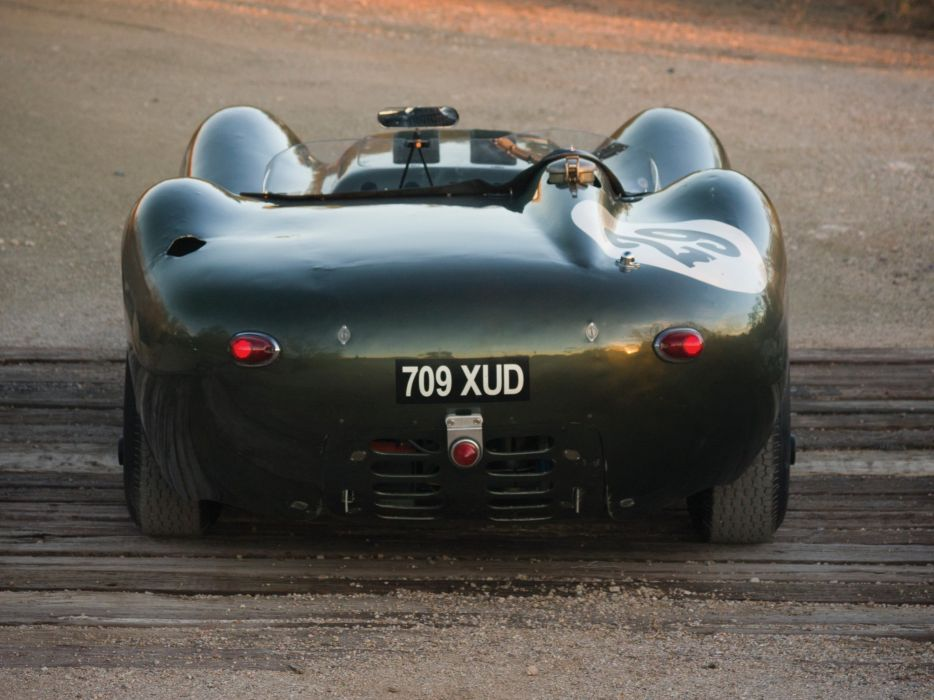 Lister Knobbly Sports Racing Car 1957 wallpaper