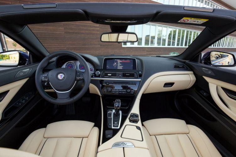 Alpina-B5 Bi-Turbo cabriolet Edition 50 cars modified wallpaper