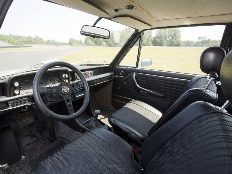 BMW 2000 tii Touring Alpina (E6) cars coupe 1973 wallpaper