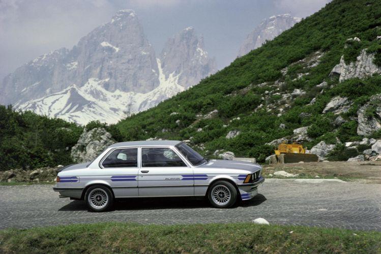 Alpina-B6 2 8 (E21) cars 1978 wallpaper