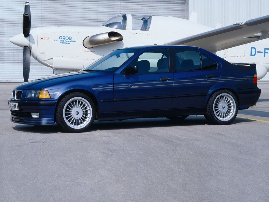 Alpina-B8 4 6 coupe (E36) 1995 wallpaper