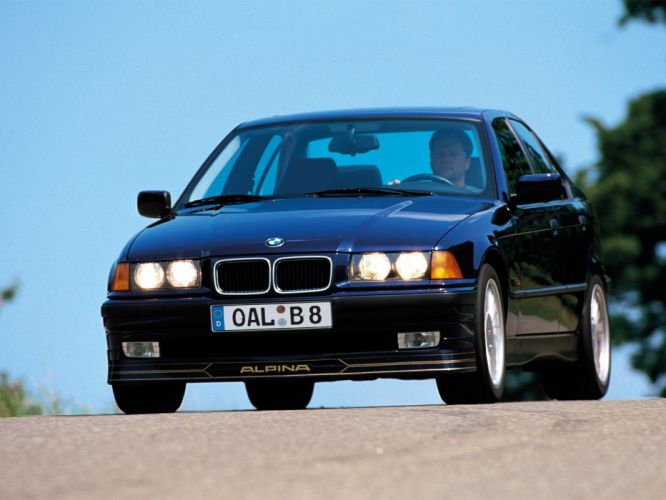 Alpina-B8 4 6 coupe (E36) 1995 wallpaper