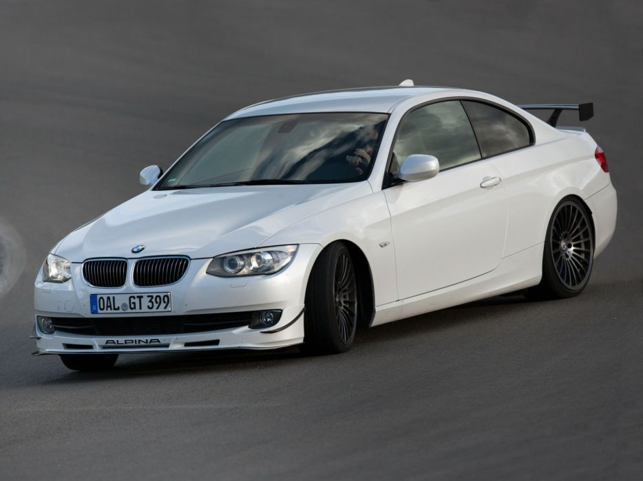 Alpina-B3 GT3 (E92) cars 2012 wallpaper