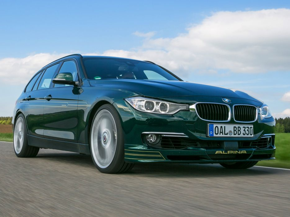 Alpina-B3 Bi-Turbo Touring (F31) 2013 cars wallpaper