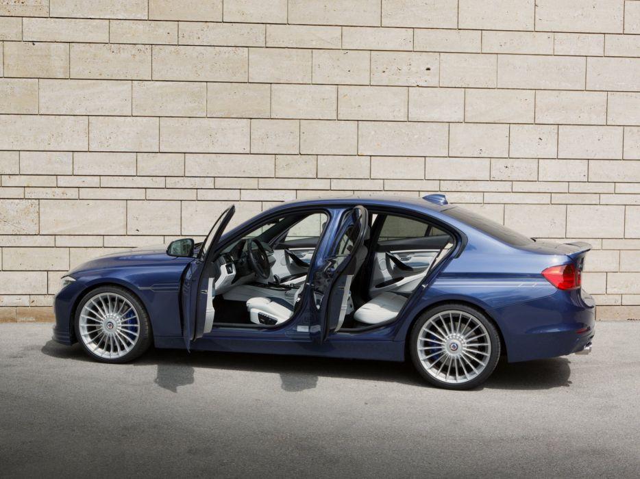 Alpina-B3 Bi-Turbo limousine (F31) 2013 cars wallpaper