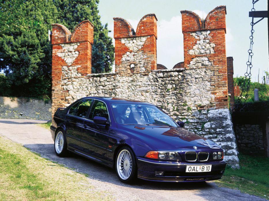 Alpina B10-V8 (E39) 1997 cars wallpaper