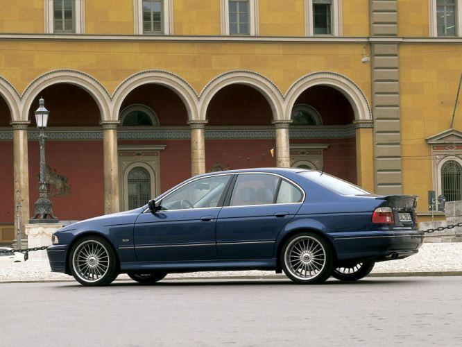 Alpina B10-V8 (E39) 2002 cars wallpaper