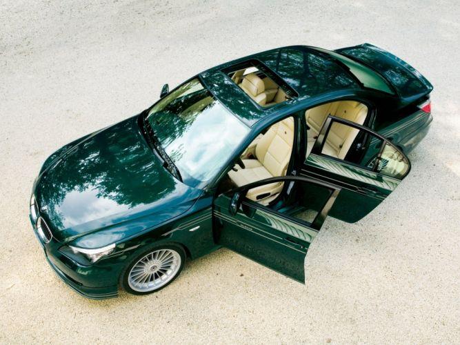Alpina B5-S Limousine E60 2007 cars wallpaper