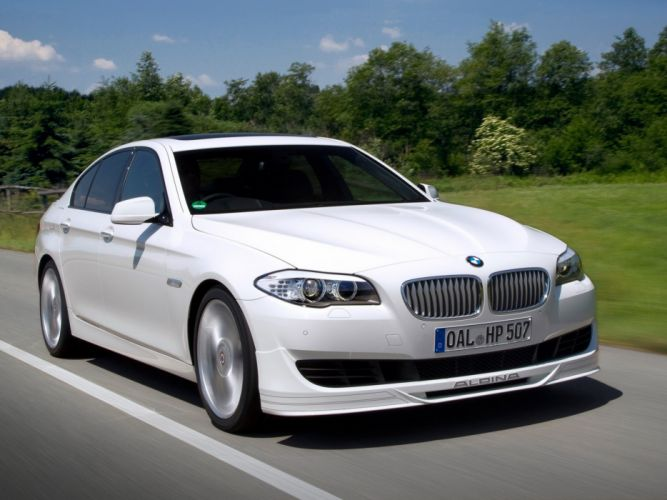 Alpina-B5- Bi-Turbo Limousine (F10) 2010 cars wallpaper