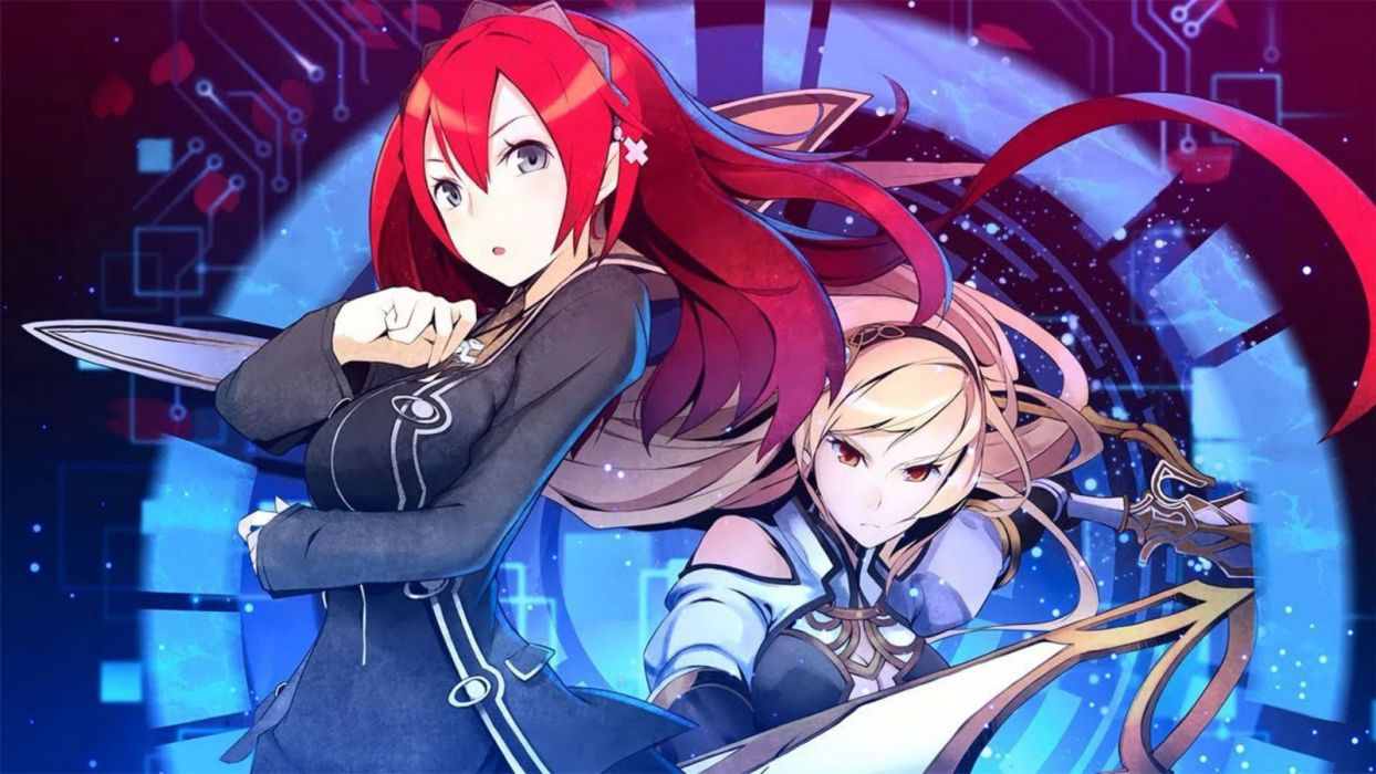 OPERATION ABYSS New Tokyo Legacy anime manga 1oabyss sci-fi dungeon crawler rpg fantasy wallpaper
