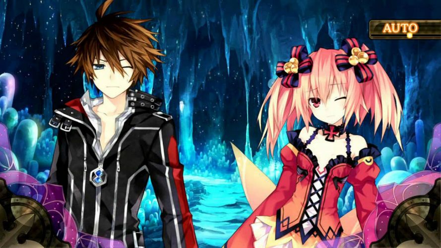 FAIRY FENCER F Feari Fensa Efu anime manga rpg fantasy action fighting 1fff wallpaper