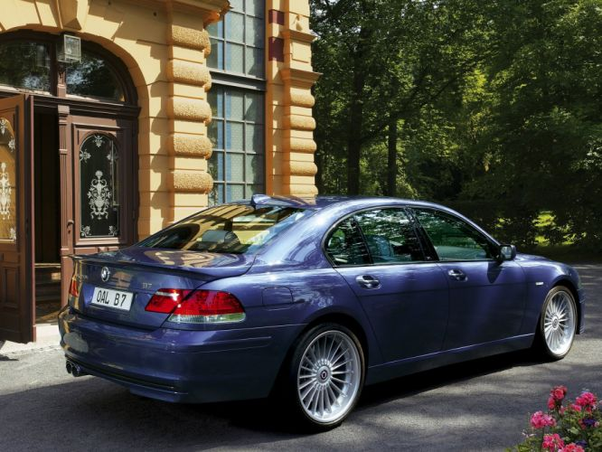 Alpina-B7 (E65) 2005 wallpaper
