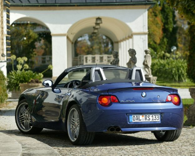 Alpina Roadster-S (E85) 2003 wallpaper