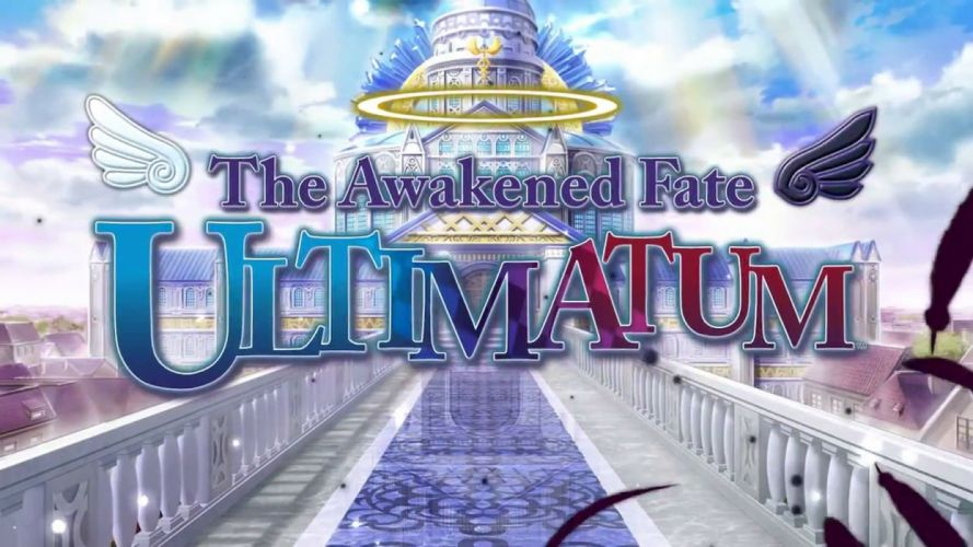 AWAKENED FATE dungeon crawler anime manga 1afate action adventure gods rpg fantasy poster wallpaper