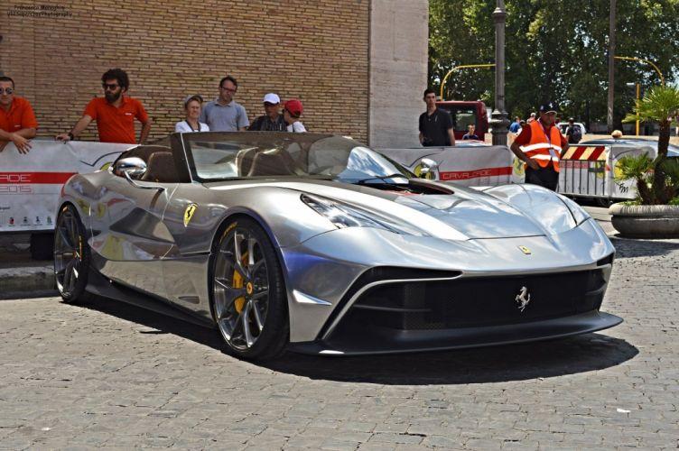 Ferrari F12 TRS supercars 2016 wallpaper
