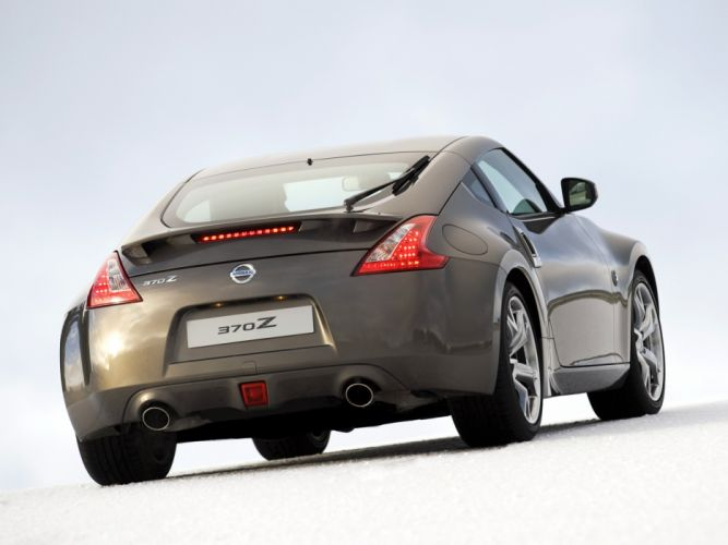 Nissan 370Z cars coupe 2009 wallpaper