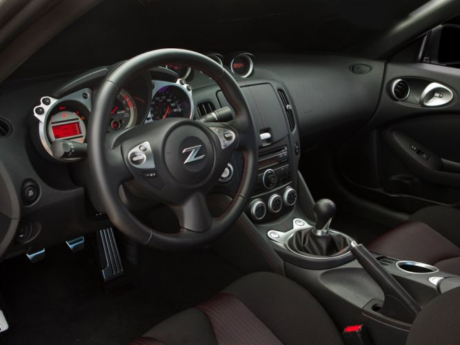 Nissan 370Z Nismo cars coupe 2009 wallpaper