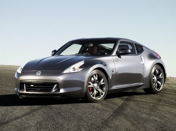Nissan 370Z 40th AnniversarY coupe cars 2010 wallpaper