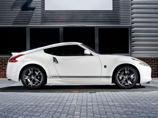 Nissan 370Z gt-Edition UK-spec coupe cars 2011 wallpaper