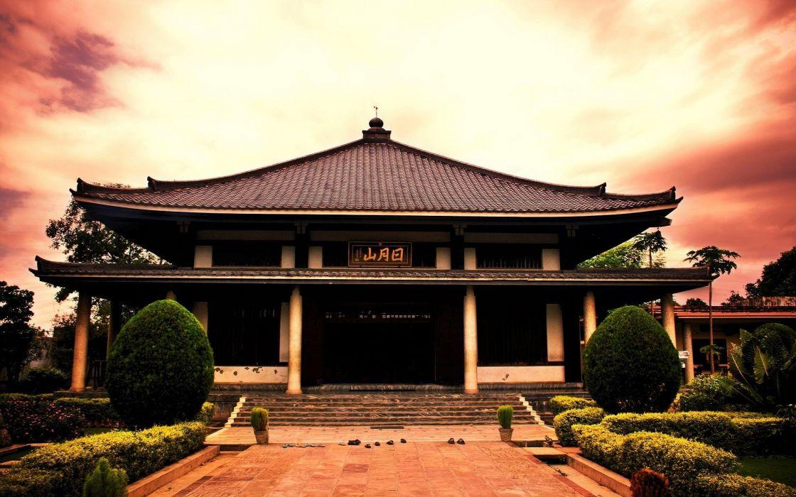 templo japones asia wallpaper
