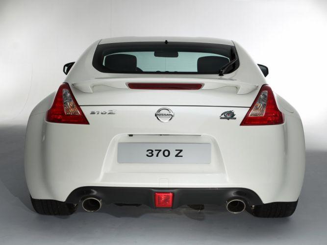 Nissan 370Z Signatech coupe cars 2012 wallpaper