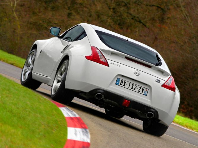 Nissan 370Z Signatech coupe cars 2012 wallpaper